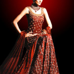 beautiful bridal lehenga