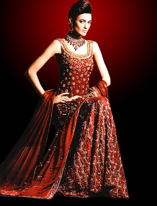 27 Dresses: Beautiful Bridal Lehenga