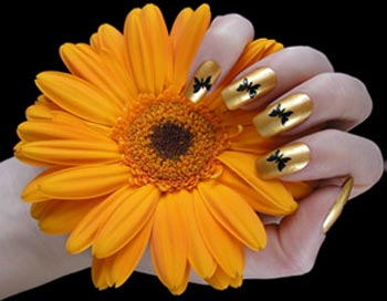 Nail Art I – 22 Interesting designs