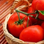tomato for young and glowing skin