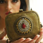 jewelled clutch