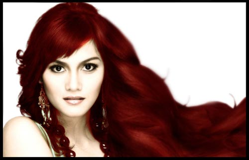 Red Hair Color You Would Love to Have…