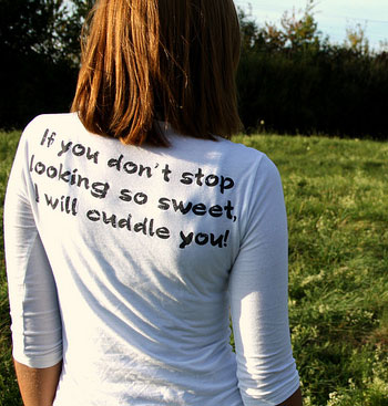 Stylebees Suggests 33 Funky T-shirt Quotes