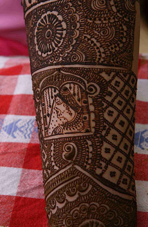 Mehndi Design: For Hands – Part II