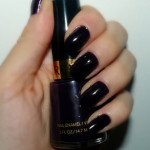 revlon plum night nail paint