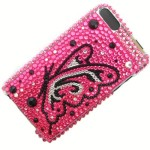 jewelled mobile cover
