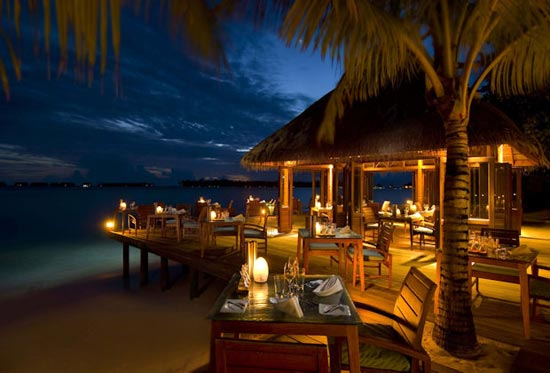 Restaurant Maldives
