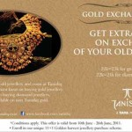 tanishq jewellery offer