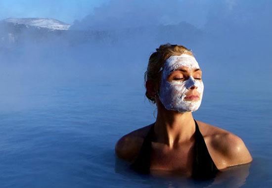 Beauty Secrets Hidden In Blue Lagoon