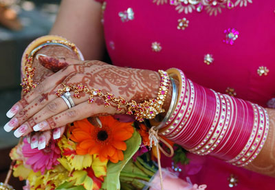 11 Mehndi Designs for Beautiful Brides
