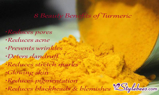 Turmeric Beauty Benefits You Must Try