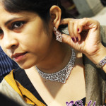 Tanishq-inara-diamond-set