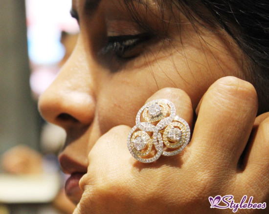 Tanishq Diamond Jewelry – Rings and Pendants