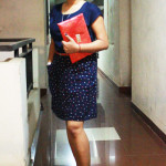 blue-dress-with-red-belt-550x791