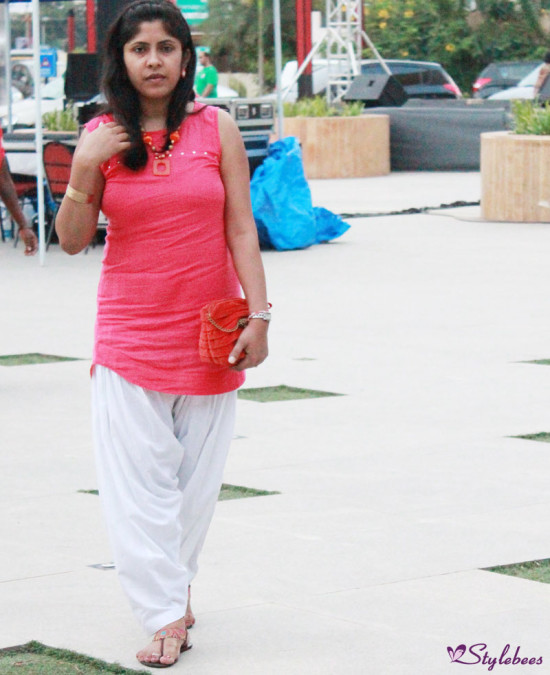 Patiala and Short Kurta | Tradition with Comfort