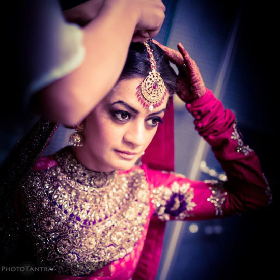 9 Indian Bridal Styles Beautifully Clicked by Photo Tantra