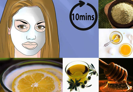 5 Instant Remedies To Get Glowing Skin At Home