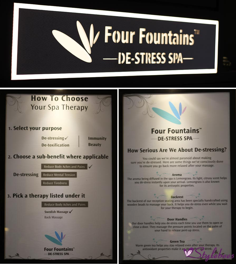 Four Fountains Spa 2