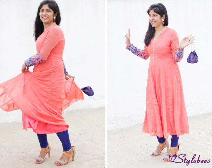 Anarkali Kurta fashion in India