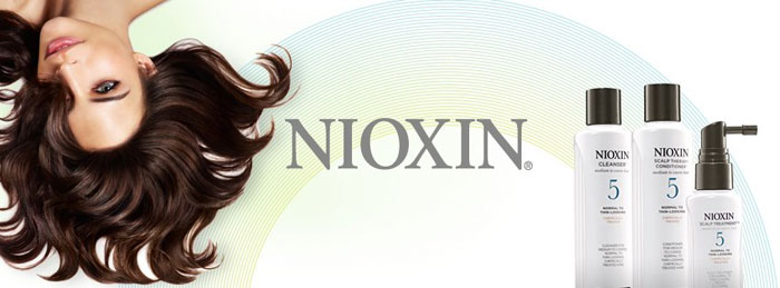 Nioxin For Thicker, Fuller Looking Hair