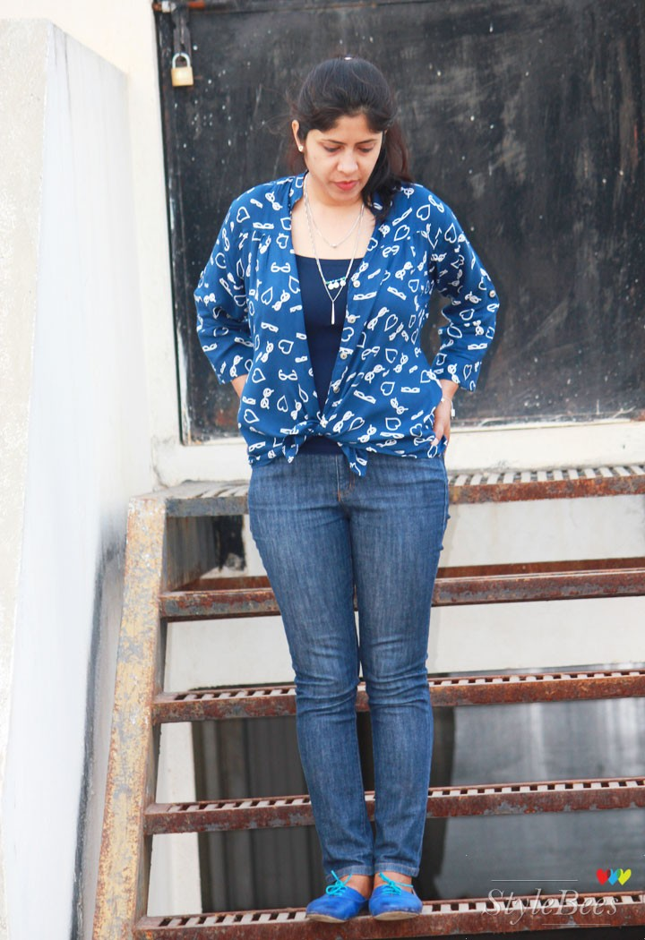 Jeans And Shirt Combination For Women 13947 | SOFTBLOG