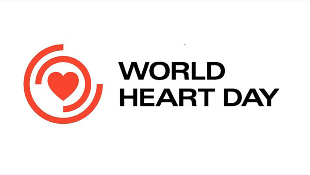 I pledge on World Heart Day