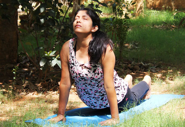 Yoga Living with Suryanamaskar