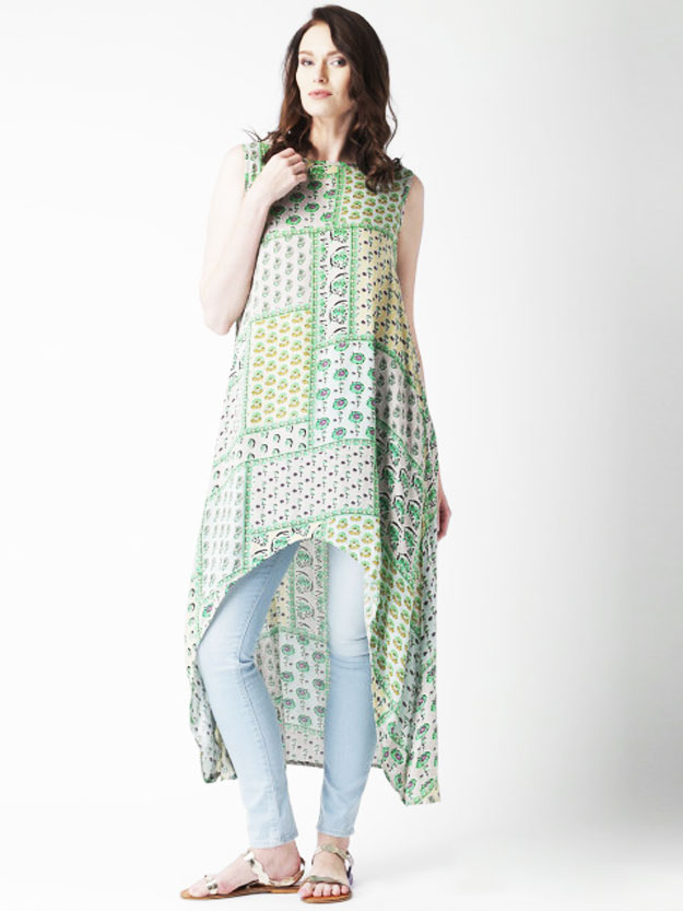fusion-ethnic-wear-kurta-with-jeans