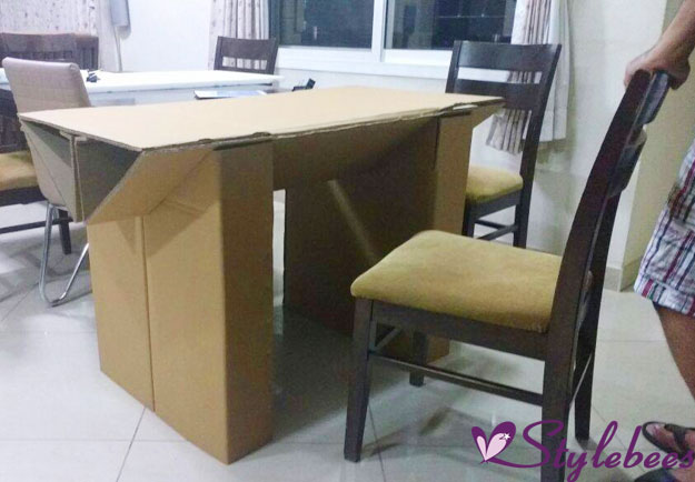 best-use-of-packaging-waste-is-create-furniture-like-study-table