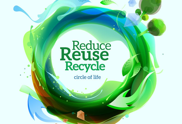 reduce-reuse-recycle-save-environment
