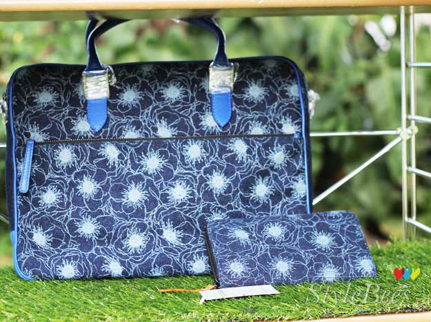 Forest inspired canvad bags by Aranyani