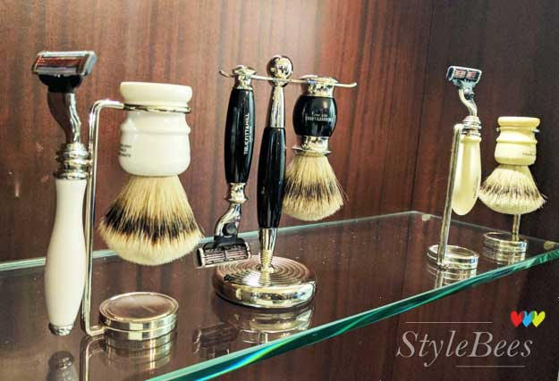 Grooming products at Truefitt and Hill