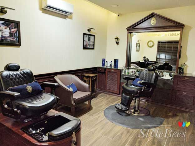 Review and experience at royal hairdressers bangalore