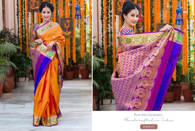 Raw-silk-saree-design-indian-fashion-blog